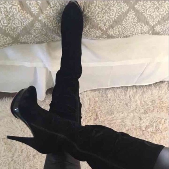 Shoes - Brand new in the box knee high boots
